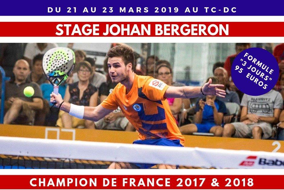 Praktyki Johan BERGERON w TC-DC Dardilly