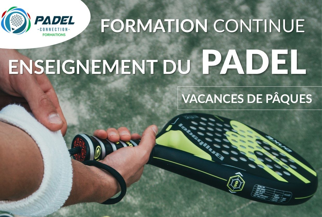 Formation continue au padel – Padel Connection