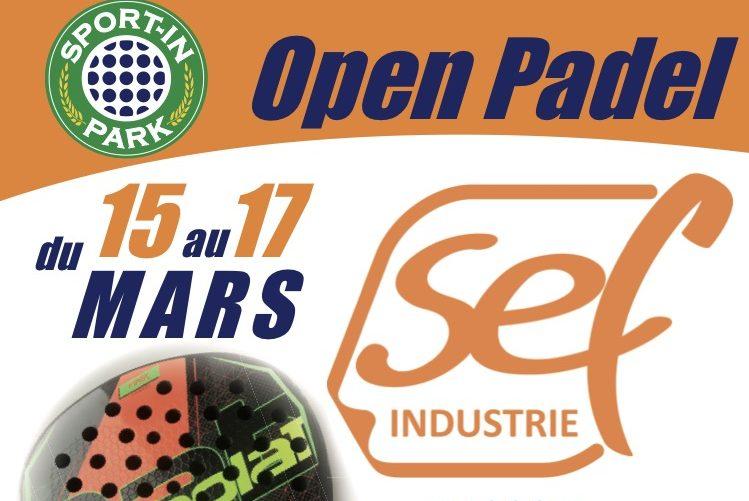 Open Sport In Park – P1000 – 15 au 17 mars