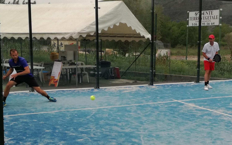VALSOT / POTTIER remporte l'Open Tennis Padel Roquettan