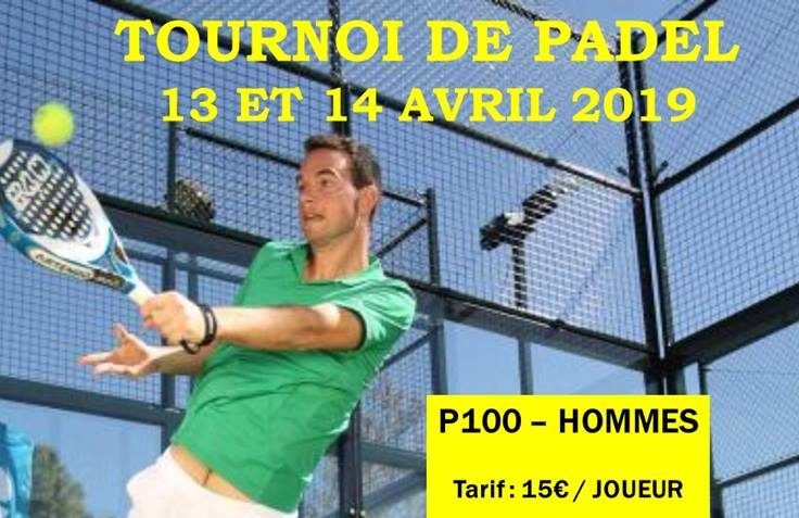 13/14 avril : P100 Tennis Club de Seynod