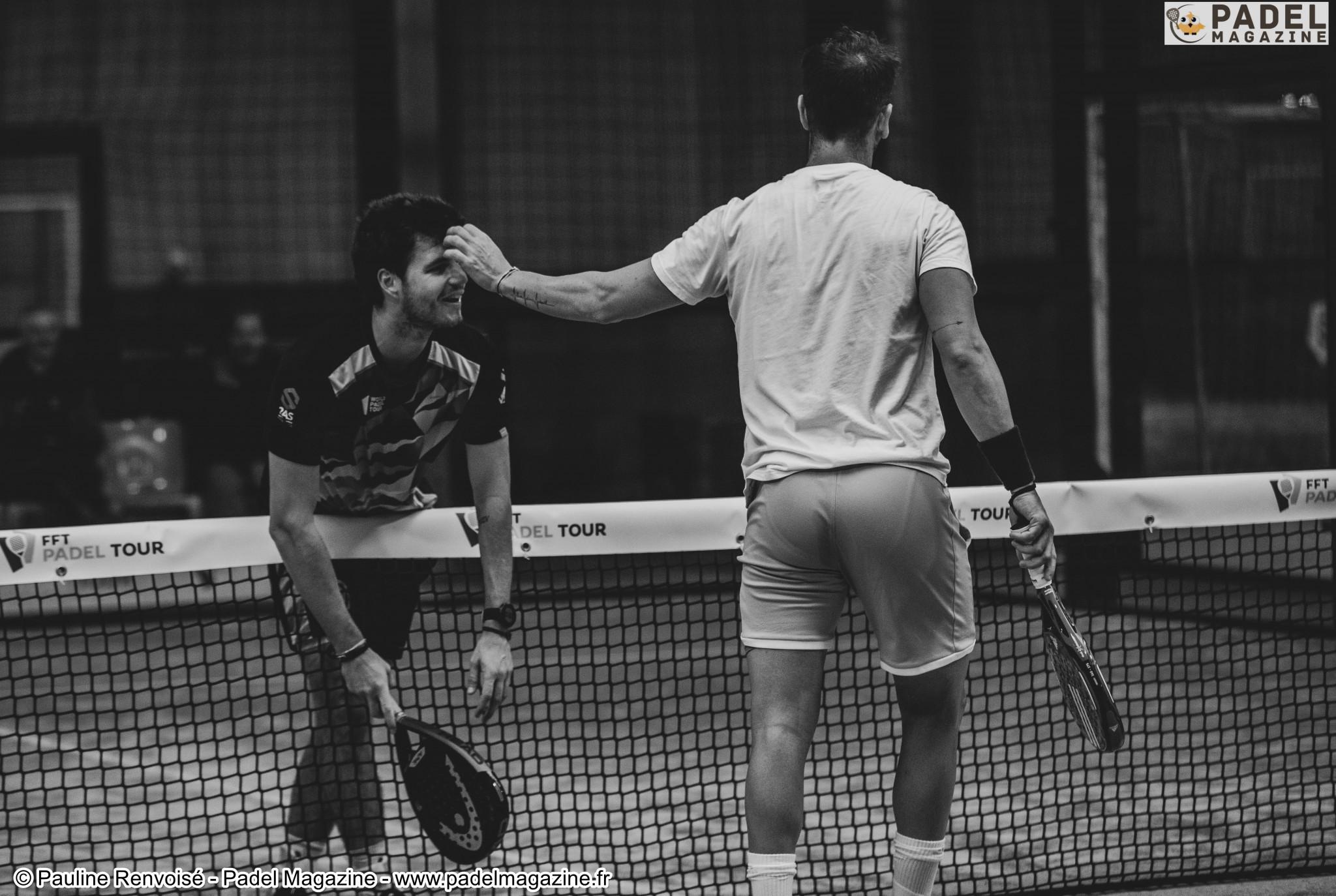 モロー/ベルジェロン:アリカンテオープンでのひどい状況での偉業