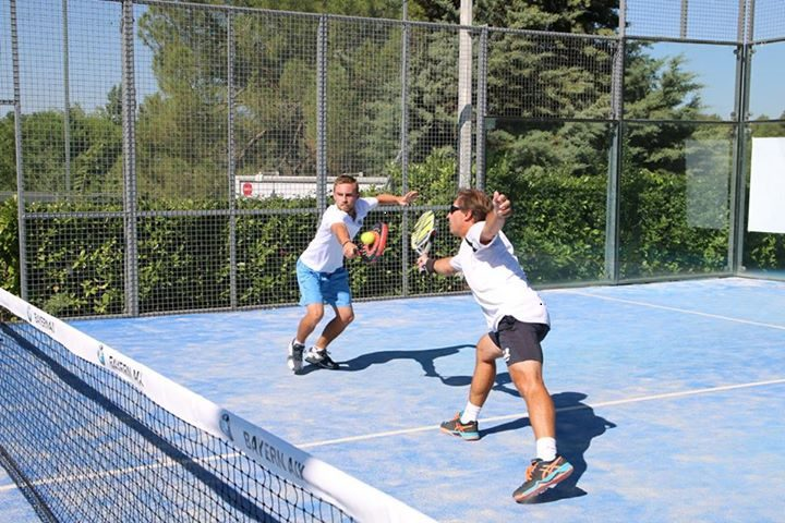 Le Padel Roquettan puts the cover back