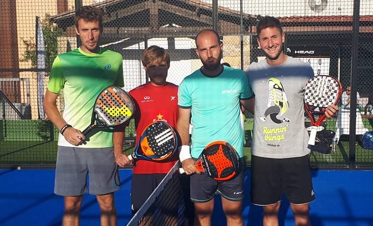 Grosses surprises à l'Open Padel Riviera Mougins