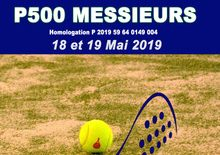 P500 nel tennis / Padel Pau Club