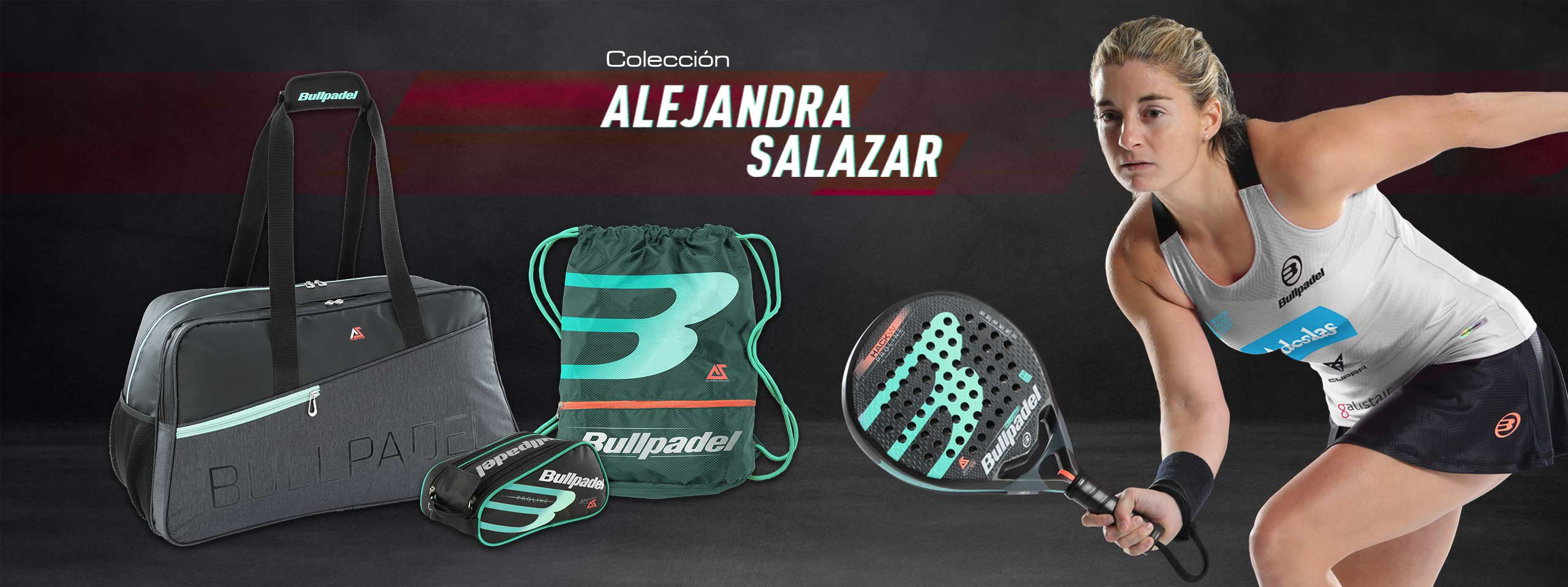 Alejandra Salazar Collection - Bullpadel