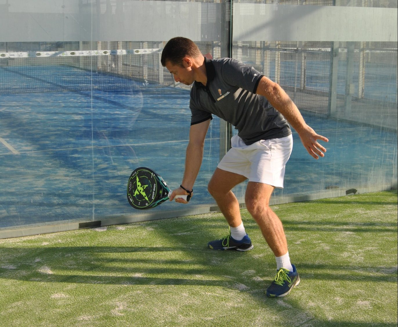 New: first padel tutorial in Spanish