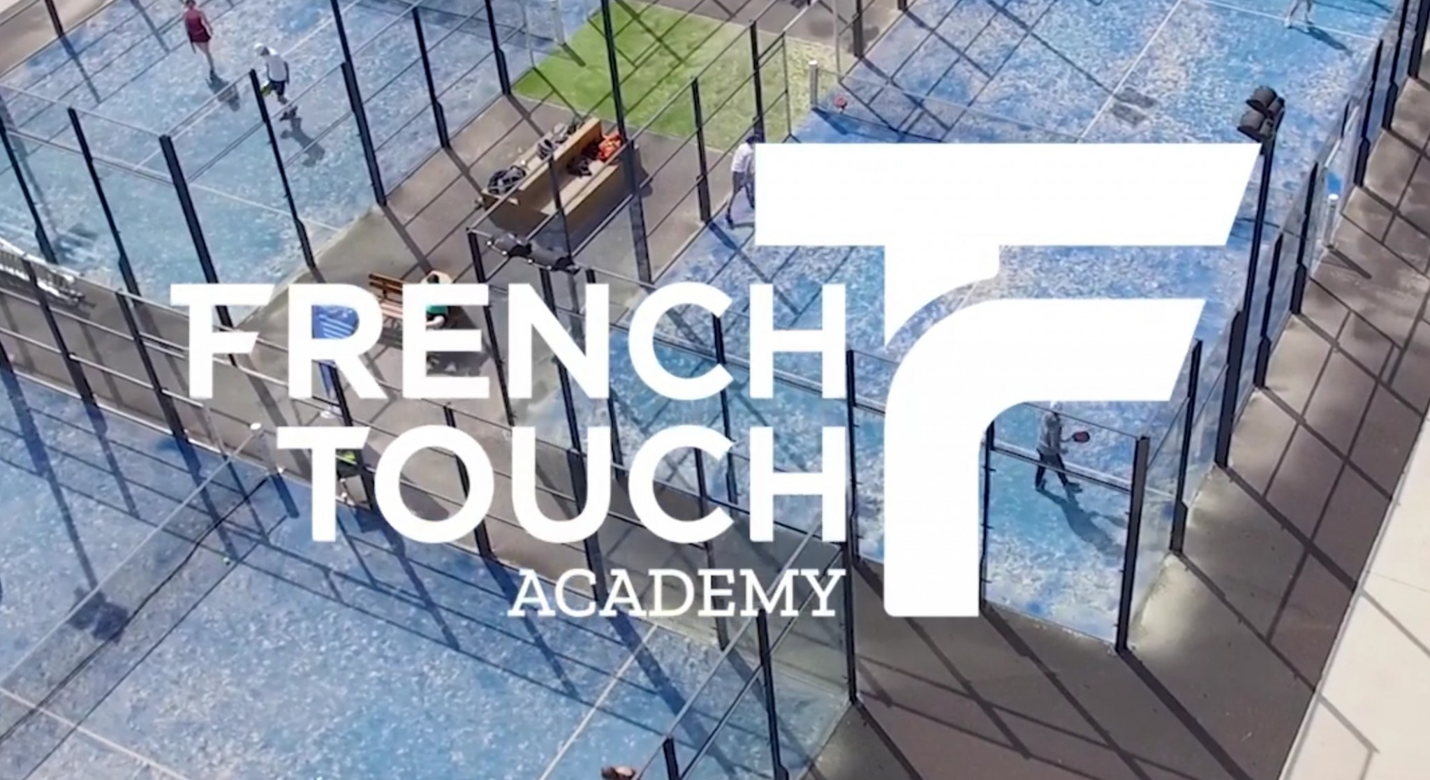 A very padel at the French Touch Academy