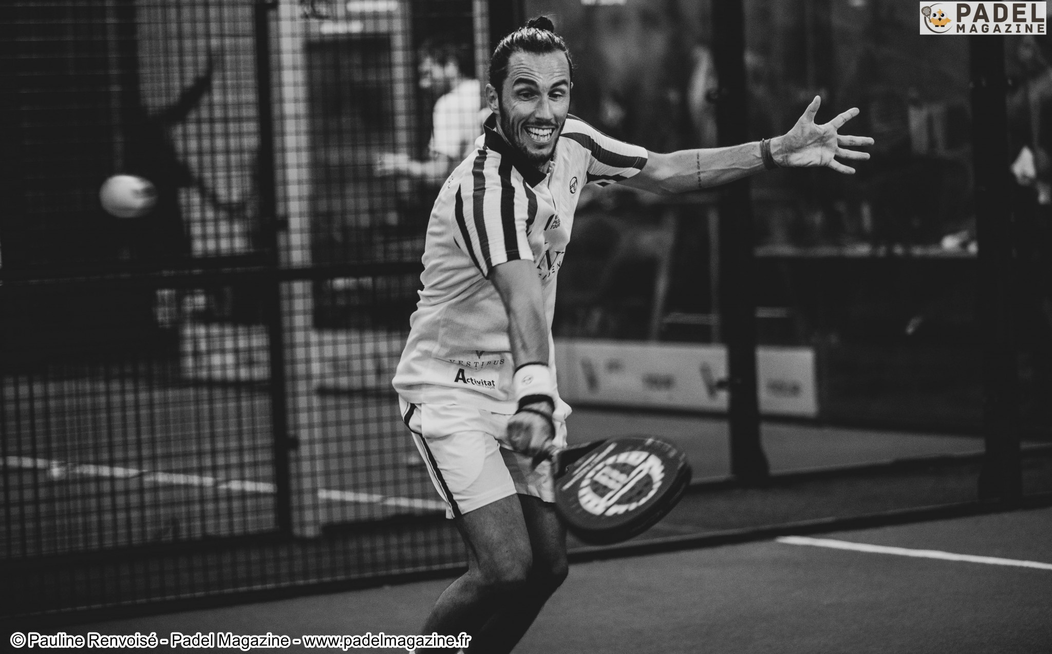 Robin Haziza : le World Padel Tour mais pas que !
