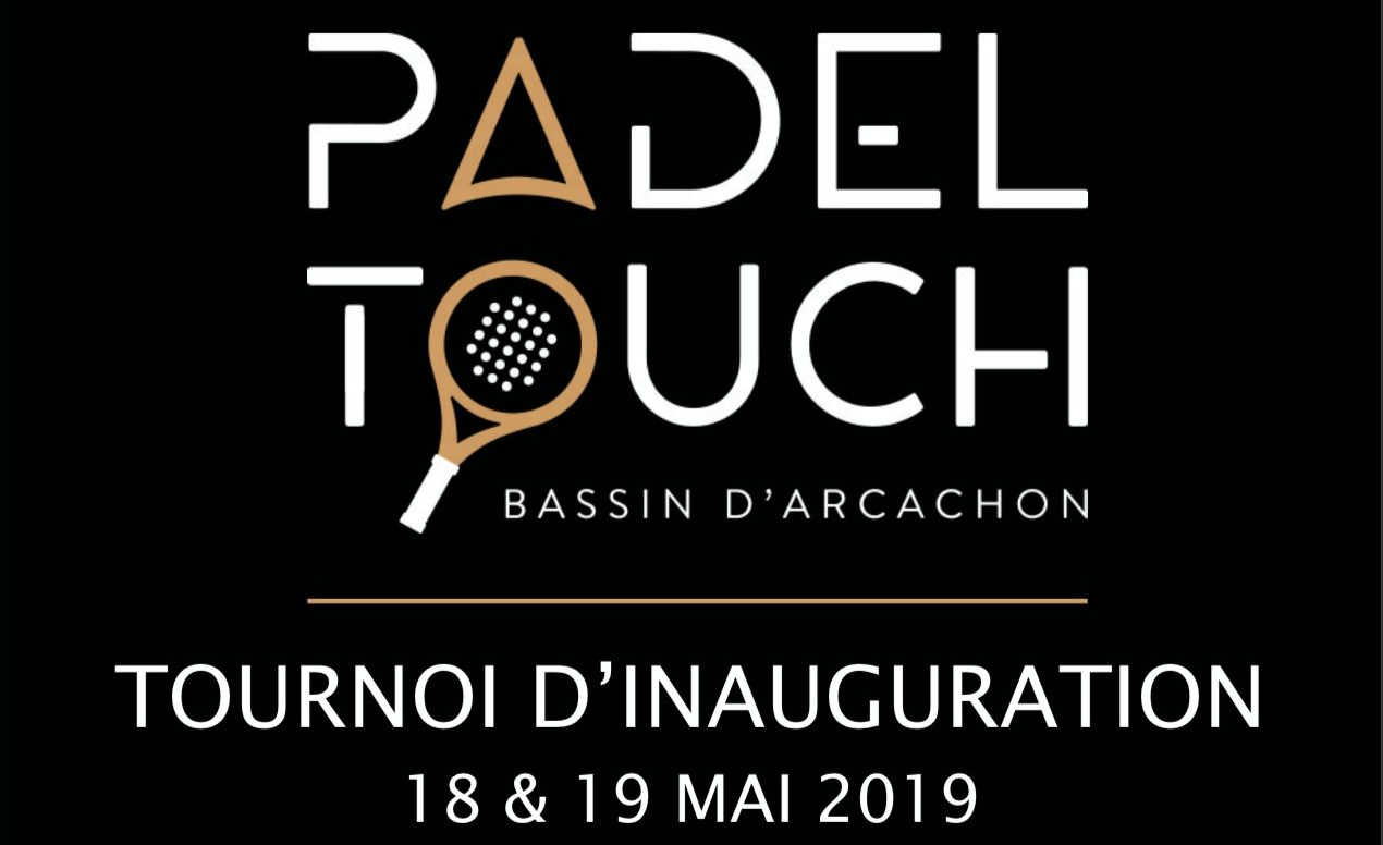 Padel Touch en mode exhibition et inauguration