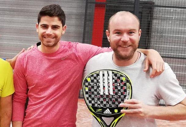 Panse / Oudart vinner B14 Open