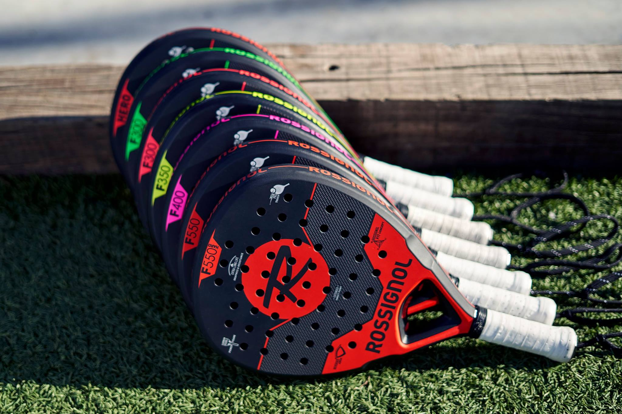 Rossignol brings the padel and skiing