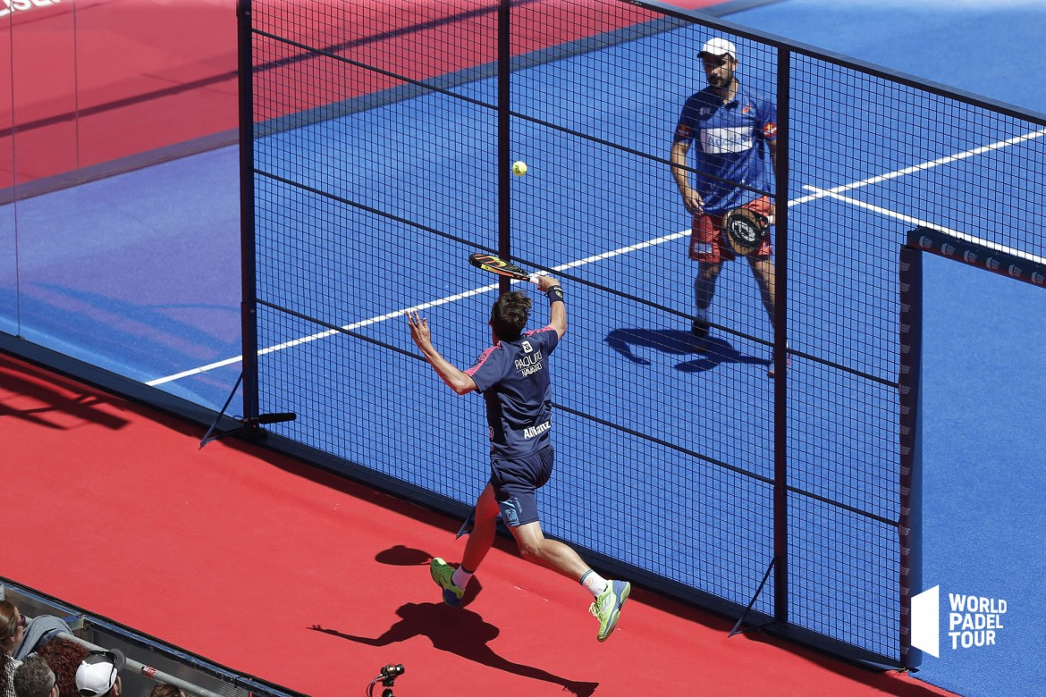 Decision making in padel