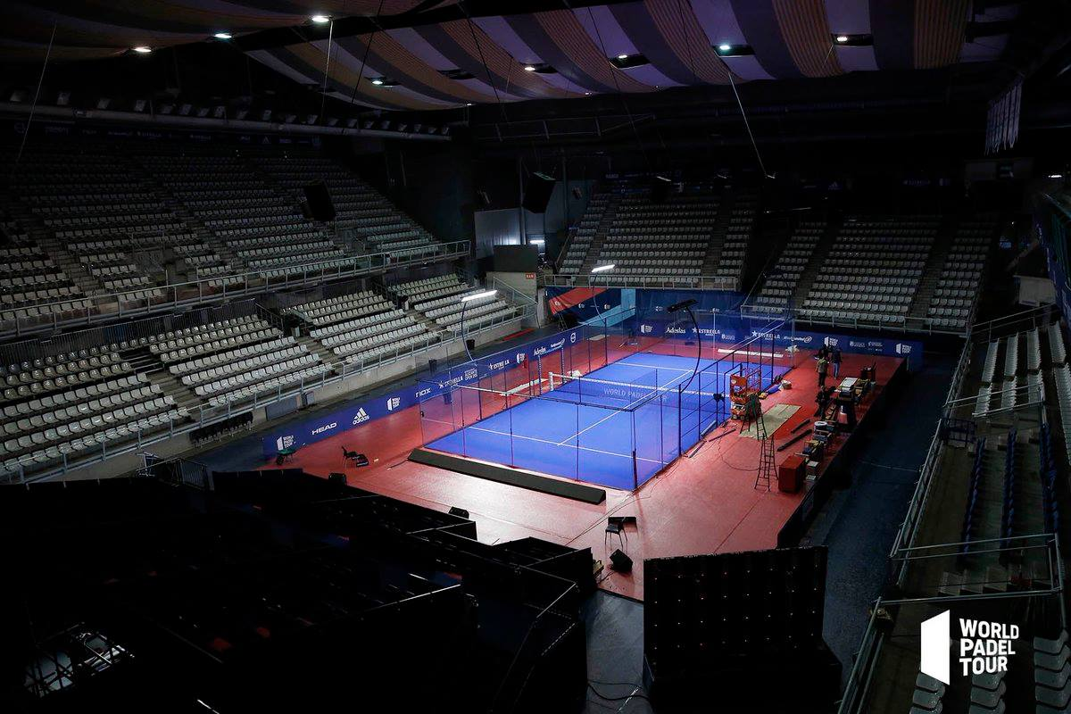 L'arrivée du point décisif au World Padel Tour !