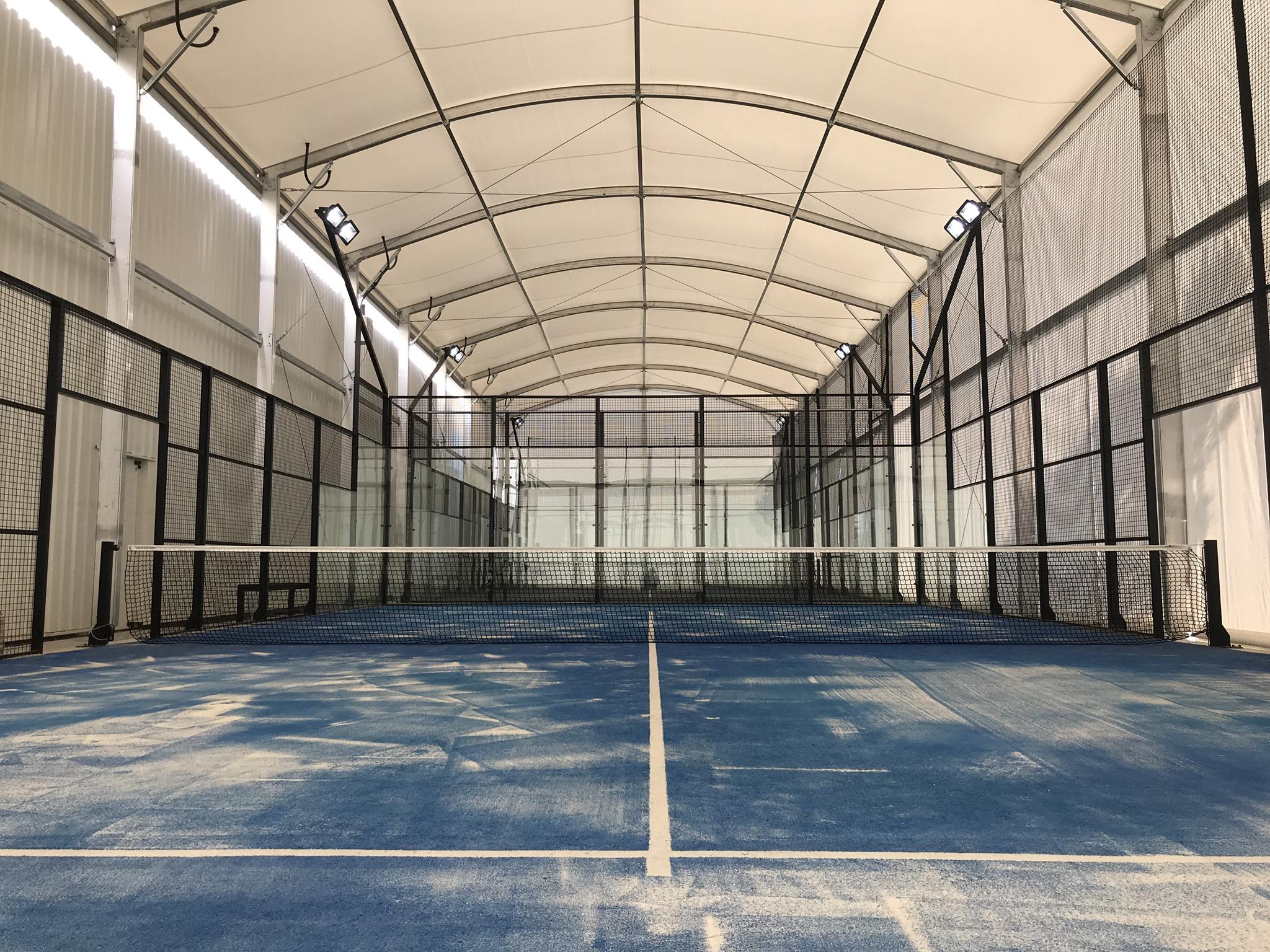 Toulouse Padel Club : 12 terrains couverts