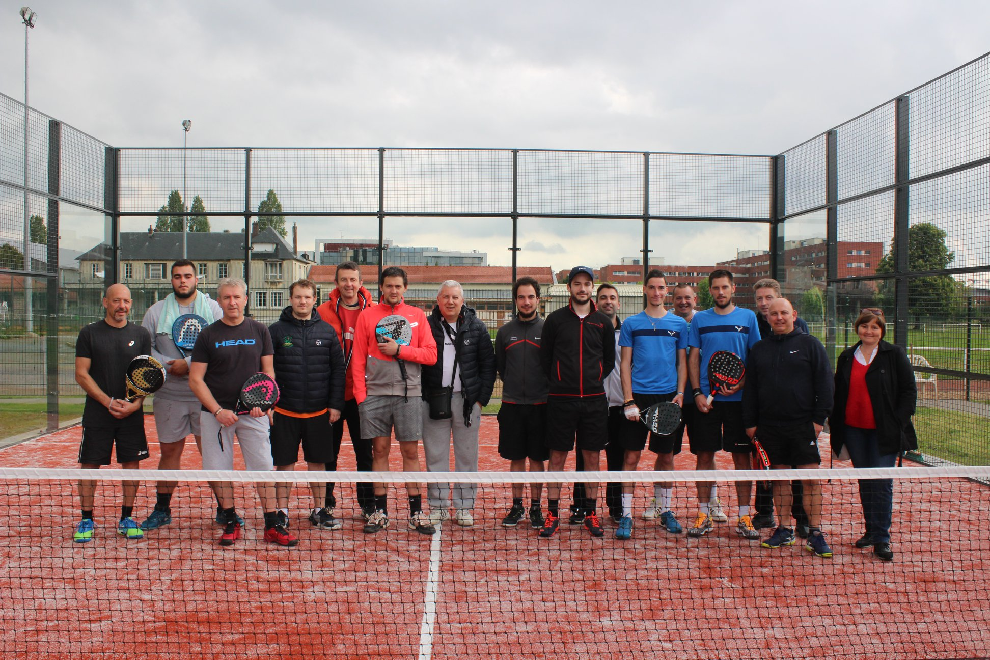 Championnats de France de Padel – Résultats des phases qualificatives Val d'Oise