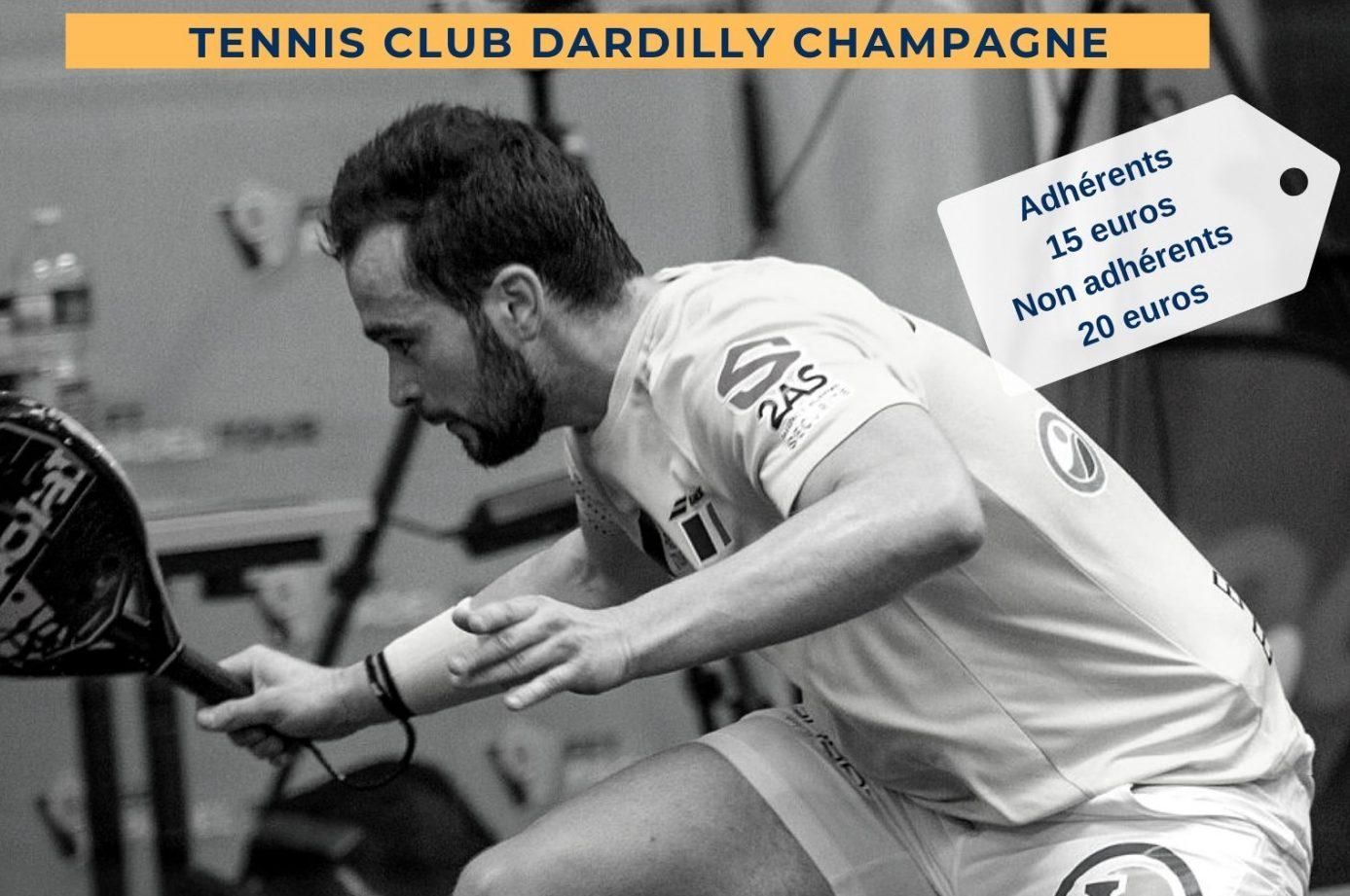 P100 Trans Mat Sud en juillet au TC Dardilly-Champagne