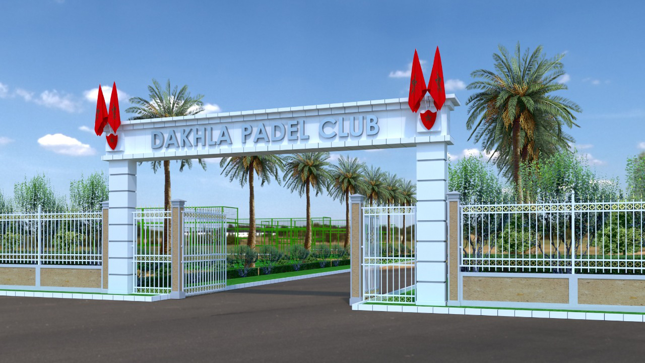 Dakhla : Un club de padel unique