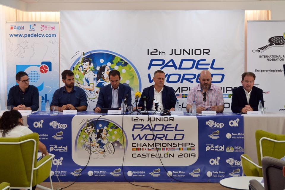 Championnat du Monde Junior de Padel – 16 au 19 octobre