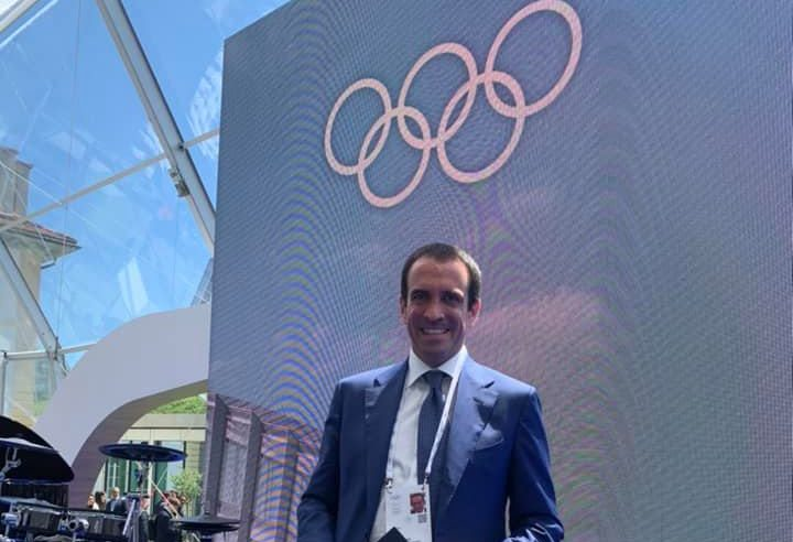"""""""Intégrer le padel comme Sport Olympique"""""""