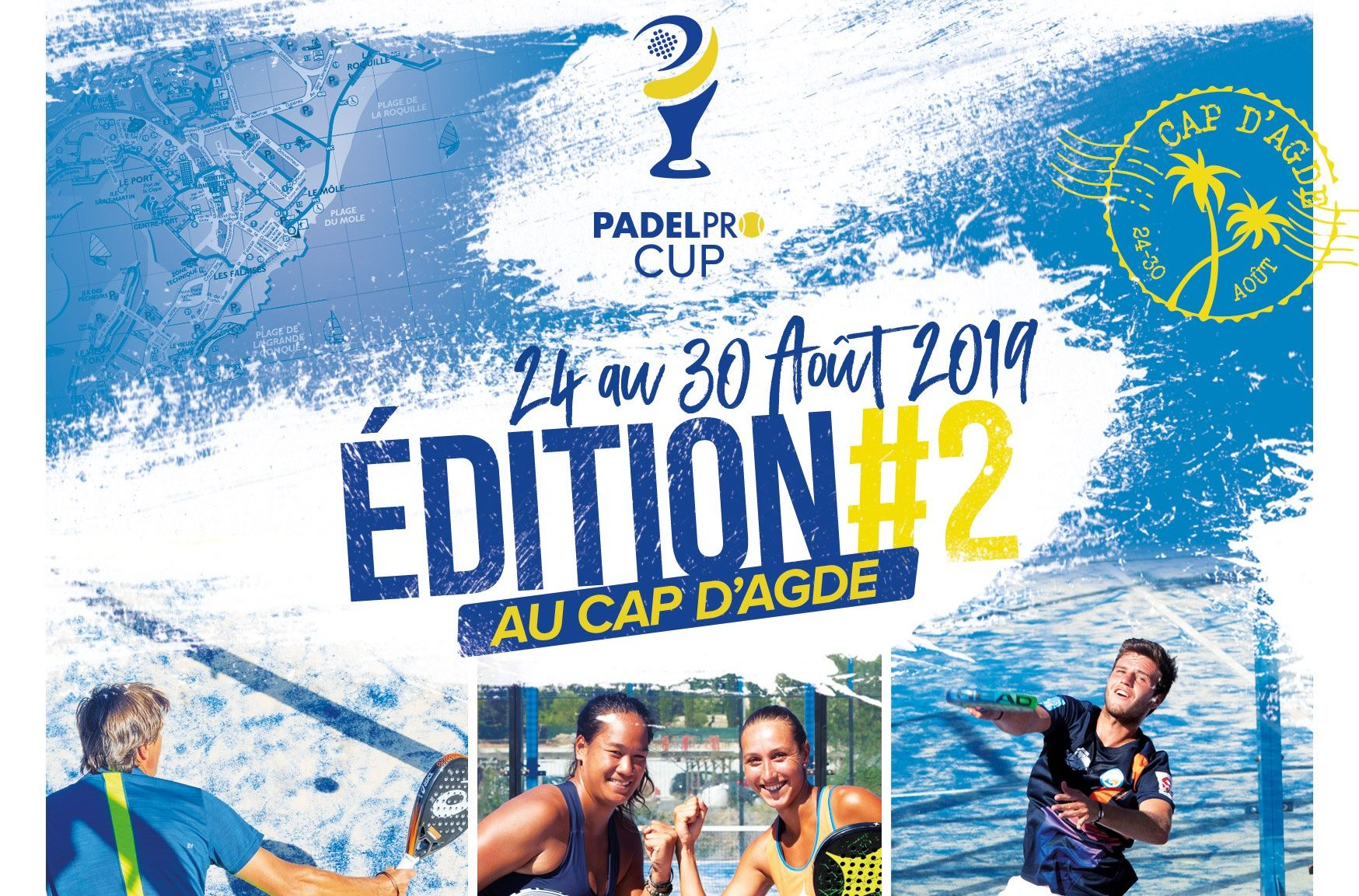 La Padelpro Cup : P1000 et P250