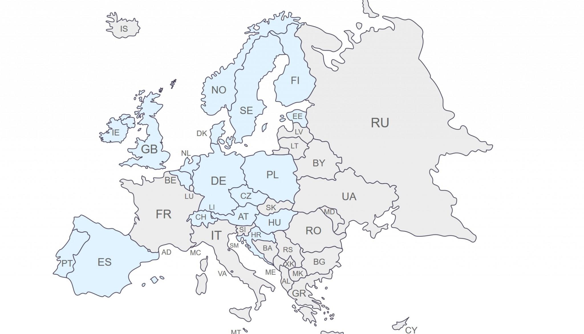Aurons-nous 2 championnats d'Europe de padel en 2019 ?