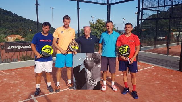 Squarta / Lopes wygrywa Eze Open