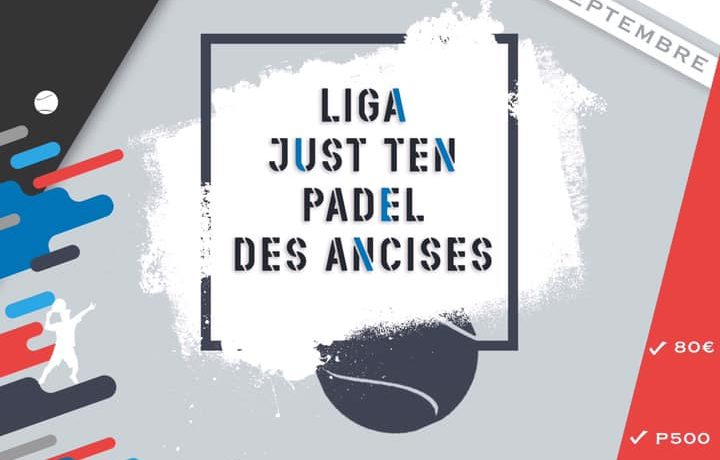 Padel des Ancises launches its LIGA
