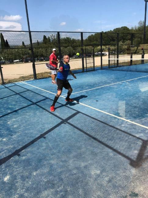 Padel / Tennis Club Mouans-Sartoux(TCMS)