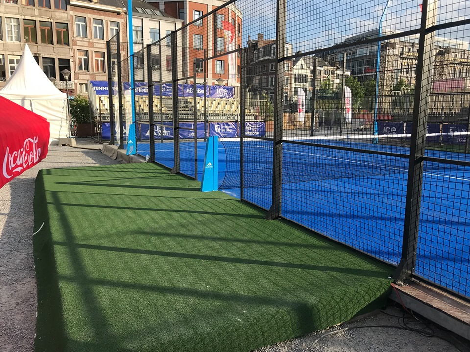 International Padel Exhibition – Liège 2019 en direct à la TV