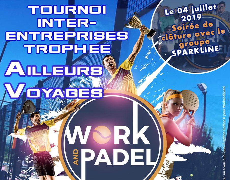 2e édition du Trophée Inter-entreprises Ailleurs Voyages