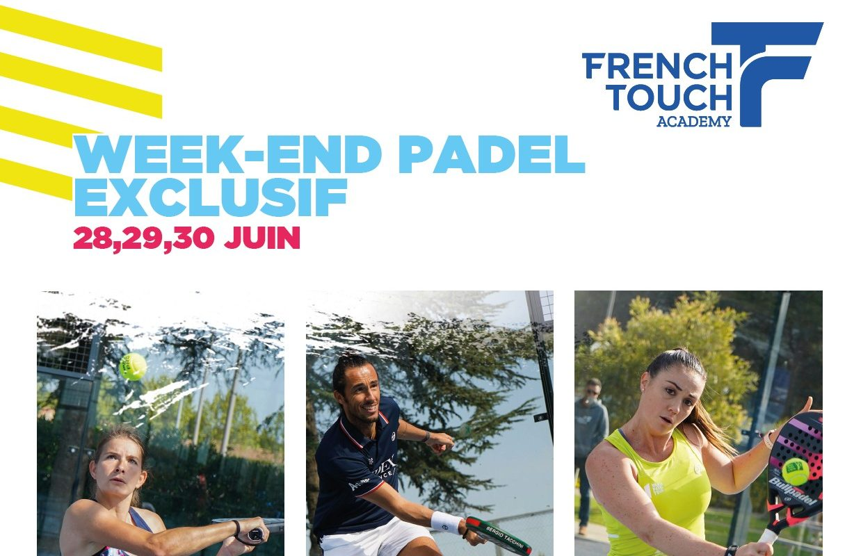 Now or Never at the internship padel of the French Academy