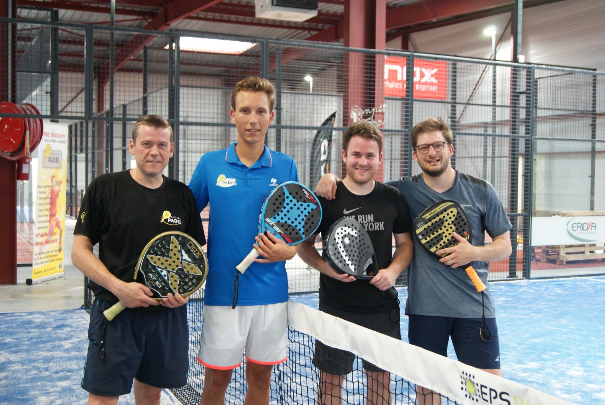Pascaretti / Meunier: Zwycięzca Open Angers Padel