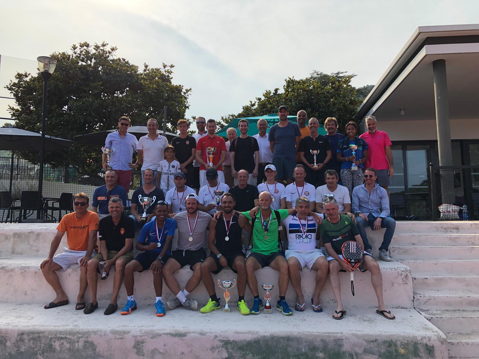 5th Inter-company Challenge PADEL MONACO / RIVIERA 2019