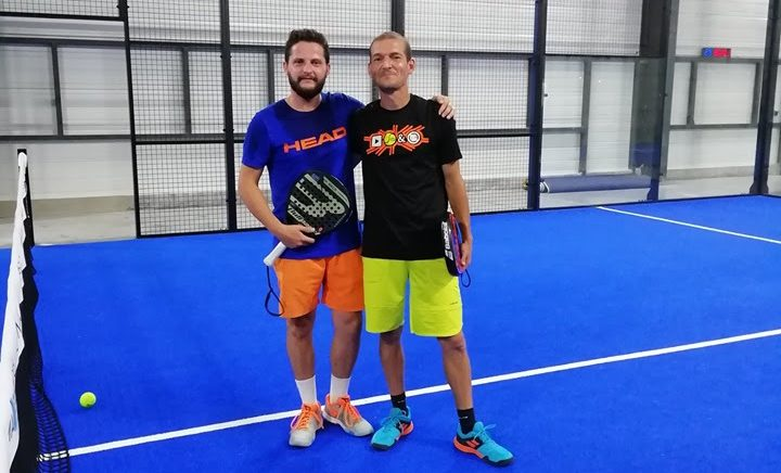 Game Set Padel, user-friendly P100s