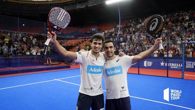 Lima / Galan : Champions !