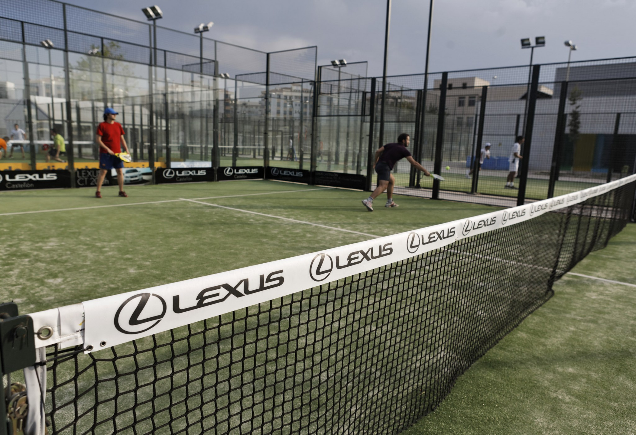 Le terrain de Padel : Un support de communication unique !