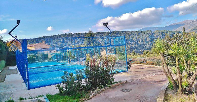 Tennis Padel Club de Vence : P1000