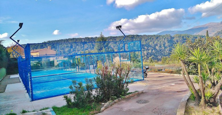 Tennis Padel Club of Vence: P1000