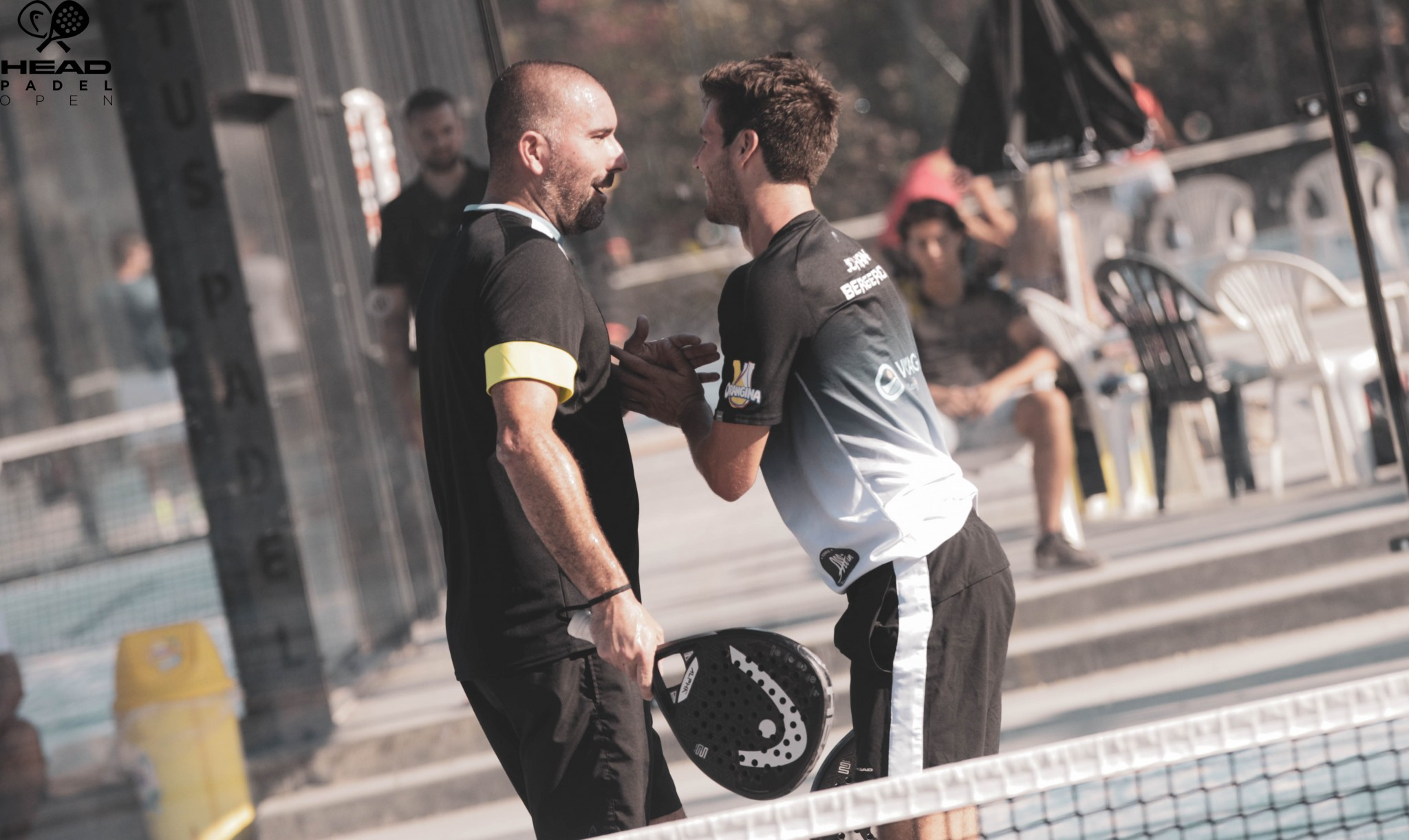 Bergeron/Morillon sur le World Padel Tour !