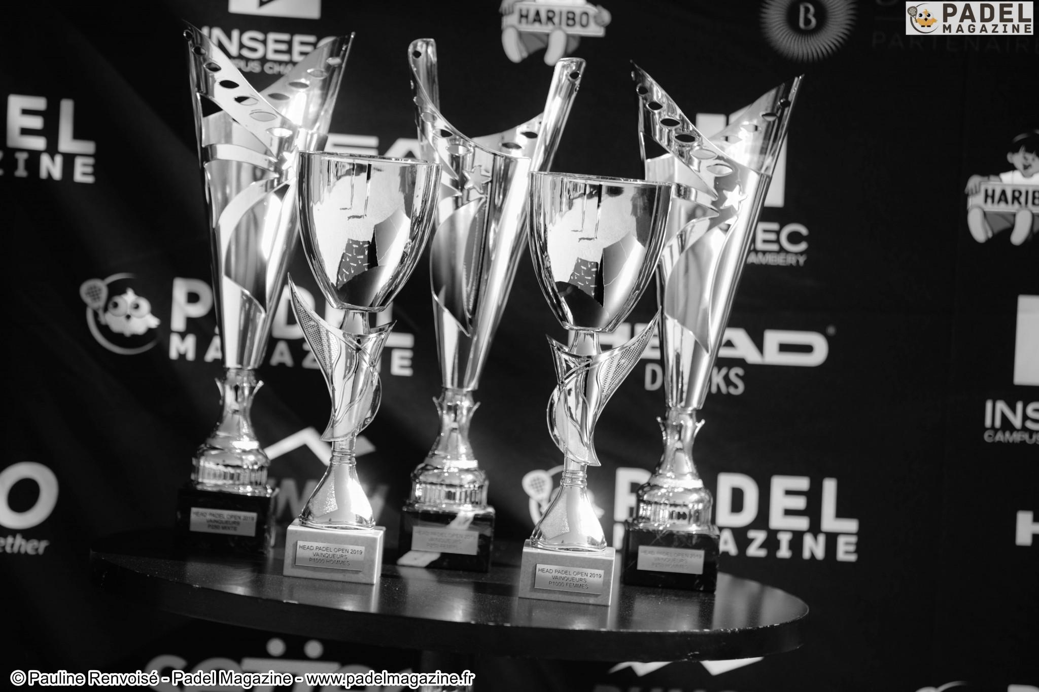 Head Padel Open 2019 – Finale Dames – Collombon / Ginier vs Casanova / Lovera – WinWin Padel Arbois