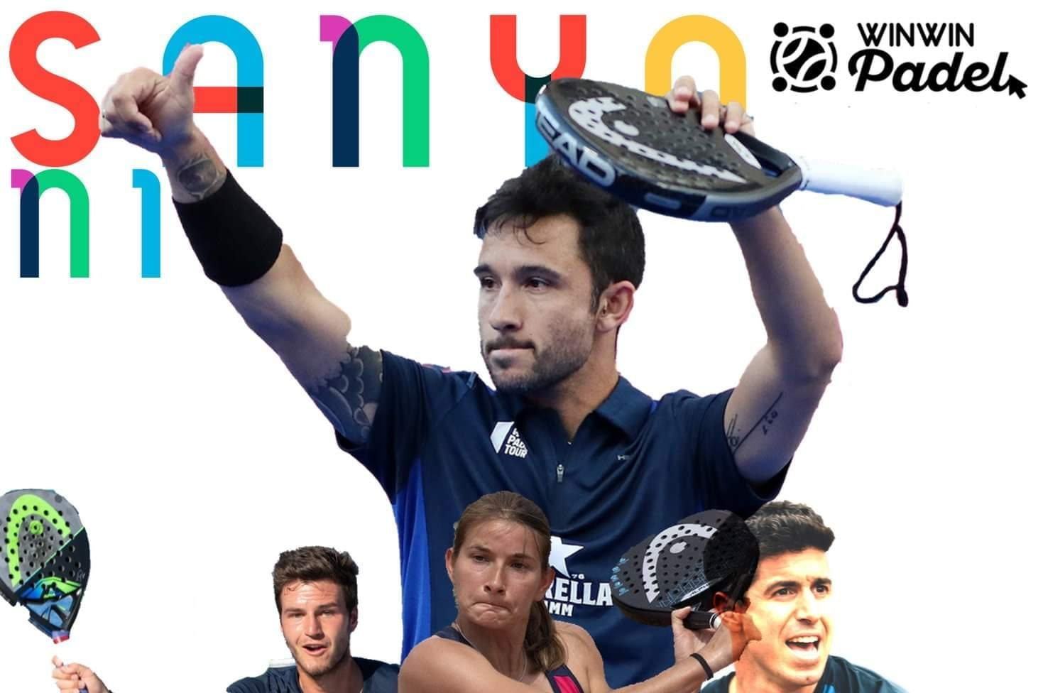Exhibition Head Padel Open 2019 : Sanyo / Collombon vs Andrini / Bergeron