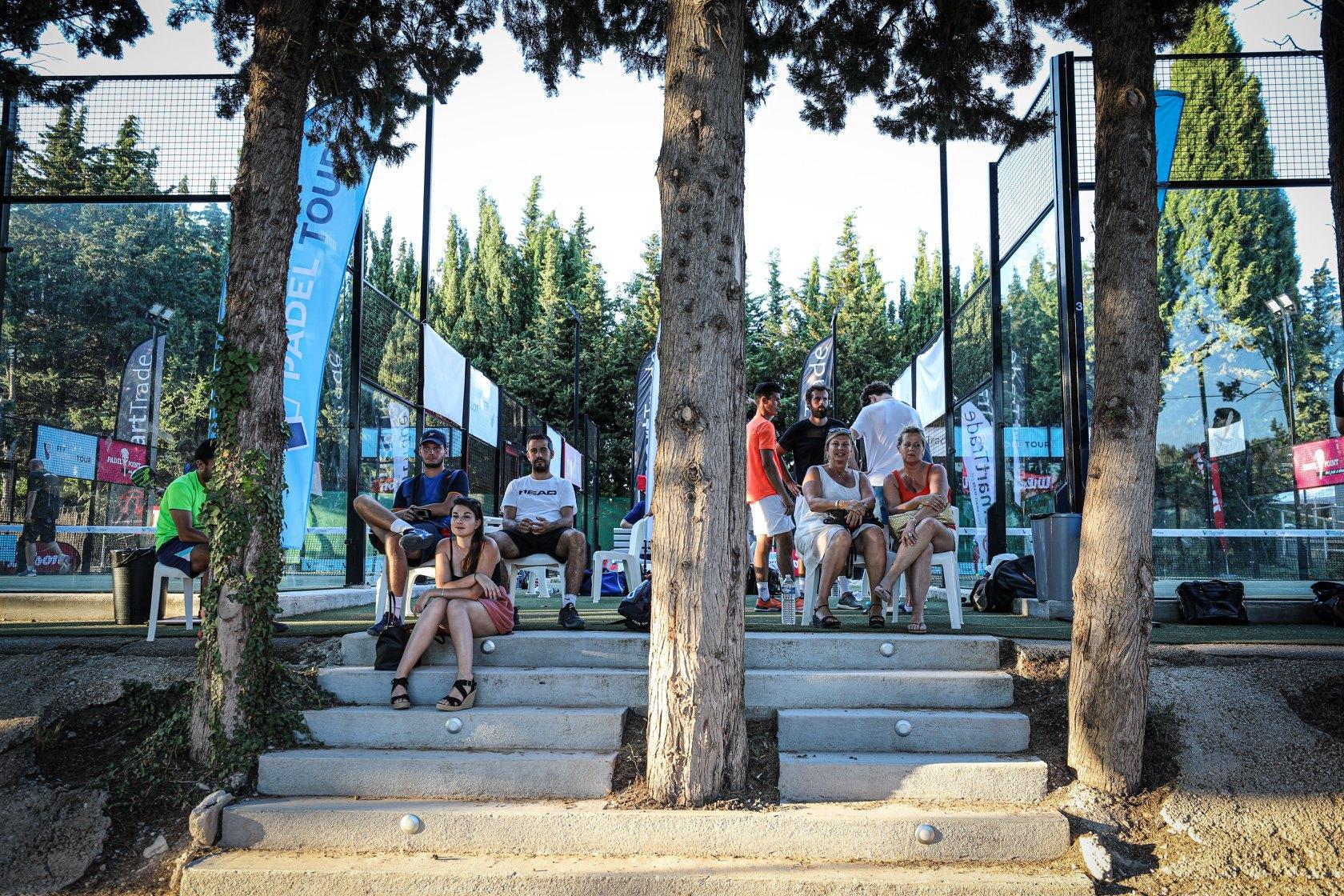 FFT PADEL TOUR Aix-en-Provence - Le potenziali grandi partite