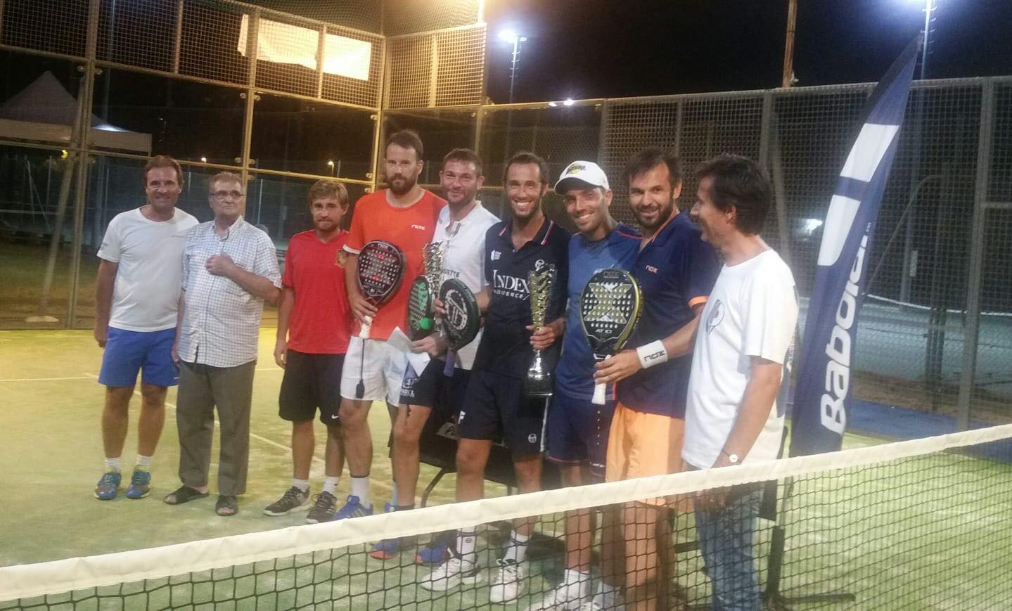 Torna all'Open da Padel Roquettan - P1000