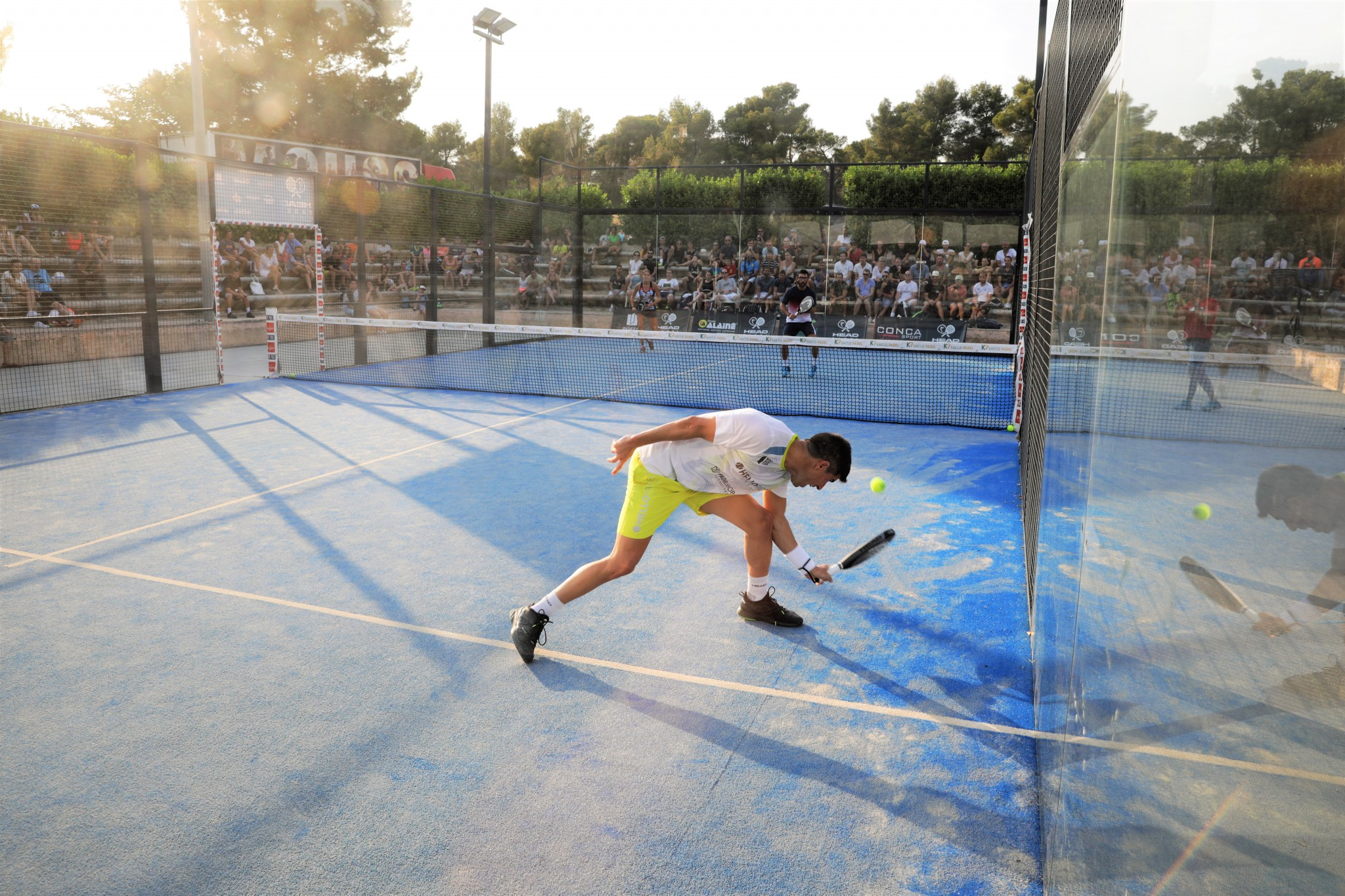 Sparks at Head Padel Open 2019