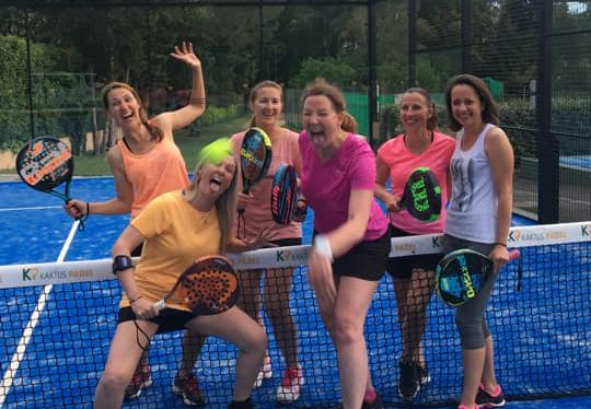 Tennis Club de Mougins – 2 padel