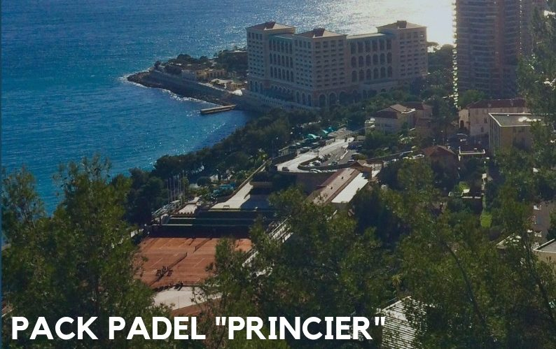 """THE stay padel """"PRINCELY"""""""