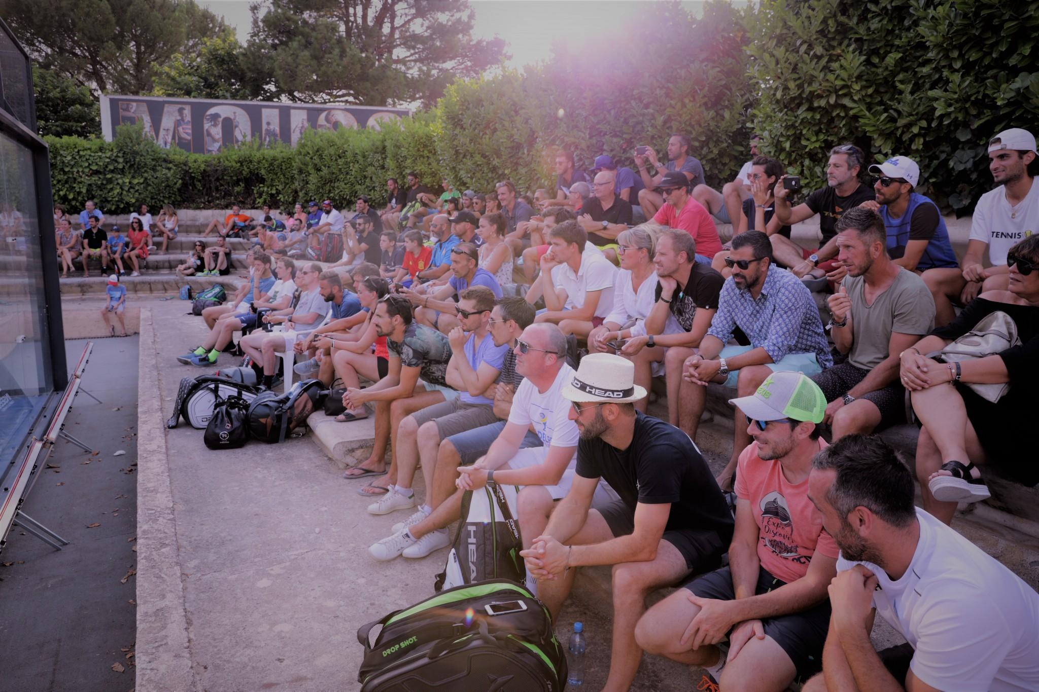 Head Padel Open 2019 - Finais Masculinos - Tison / Maigret vs. Scatena / Haziza - WinWin Padel Arbois