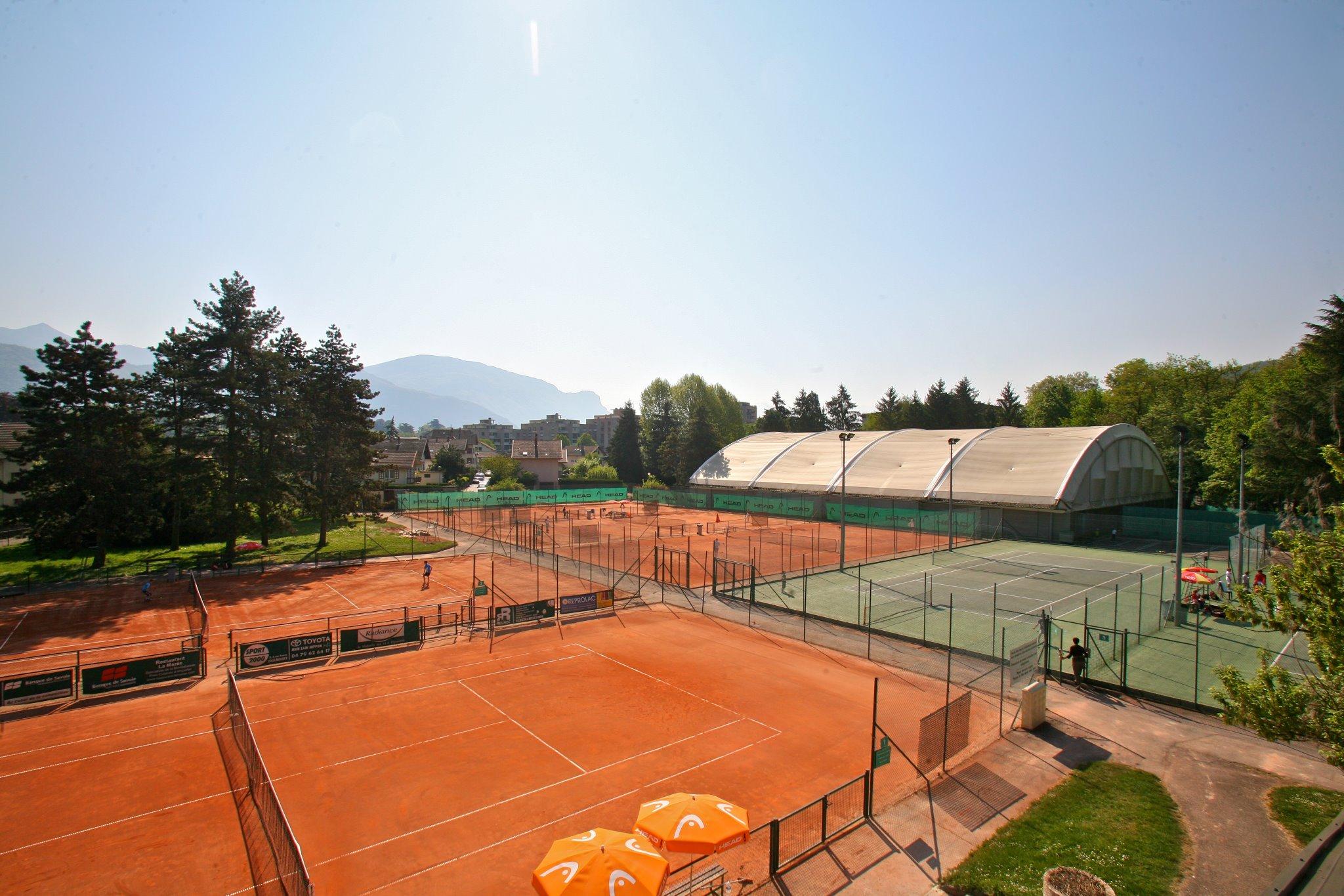 Le Tennis Club de Chambéry, bientôt 2 padel ?