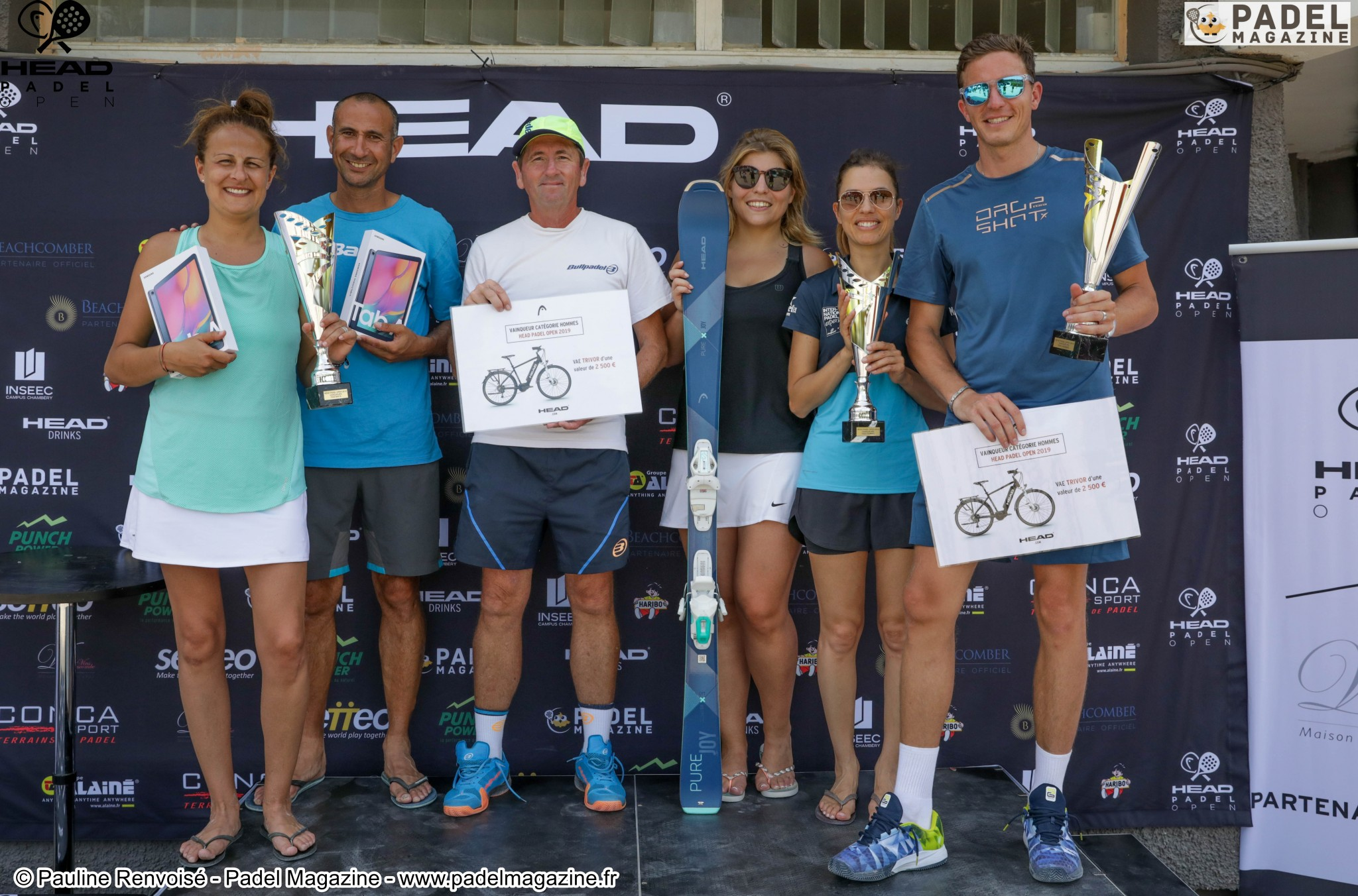 Head Padel Open 2019 resultaten